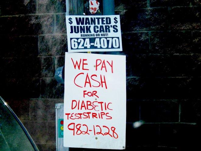 we pay cash