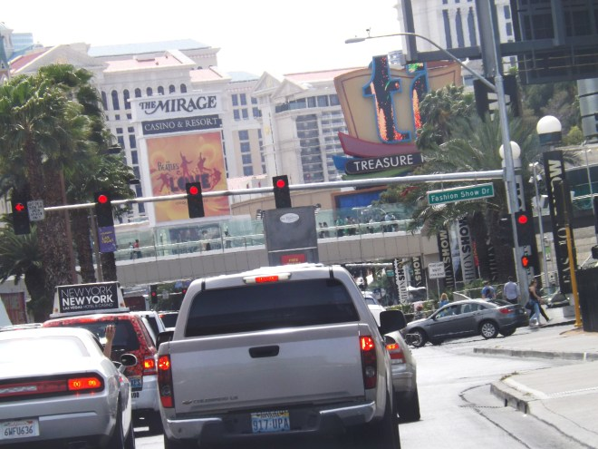 lv blvd mirage