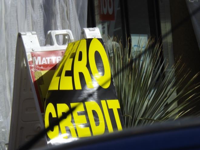 Zero Credit