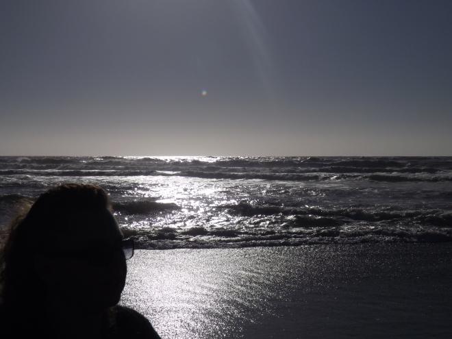 the beach _ photo by Royal Hopper