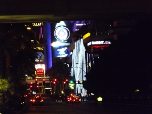 City at night 3 September 2014