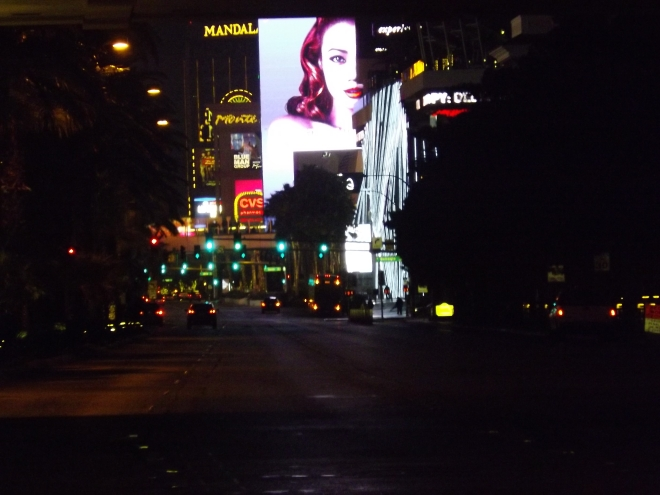 The City of Sin the week before Christmas Vegas style _ Photo Royal Hopper