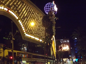 Linq and Harrahs shot