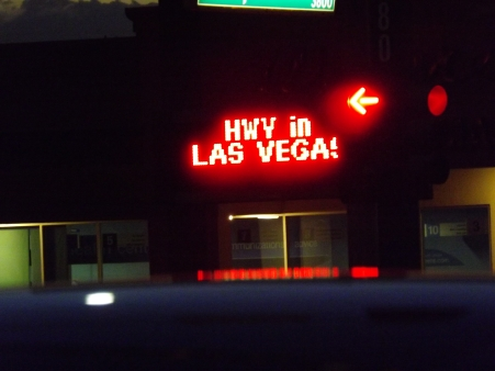 In Sin City Neon is as normal as sidewalks and ice cream in other places- Royal