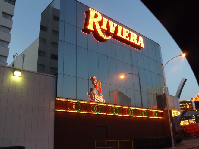 Rivier sign