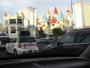 Sin City baby ... all about the Fairy Tale - Photo by Royal Hopper