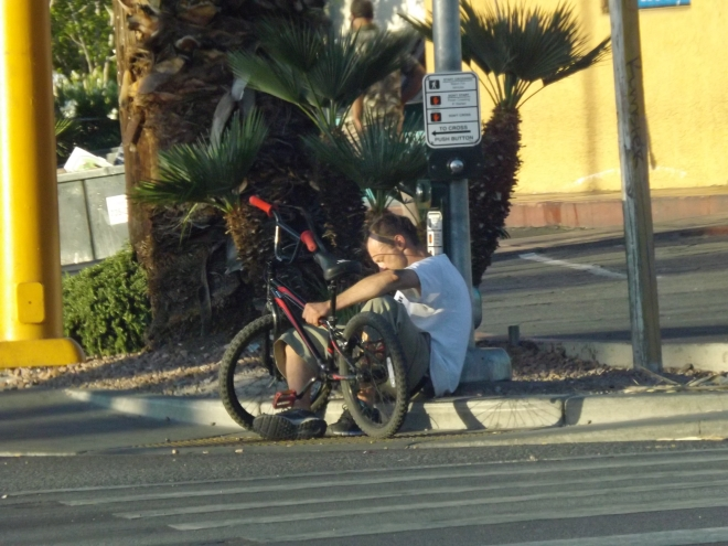 A growing problem in the City of Sin drunken bicycling _ Royal Hopper