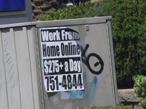 work online shot