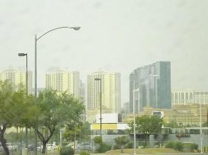 sin city skyline