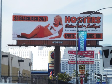 Hooters use