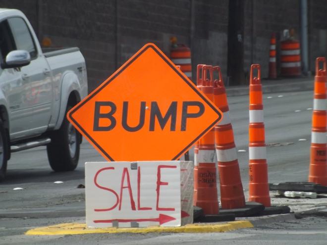 Bump sale 2