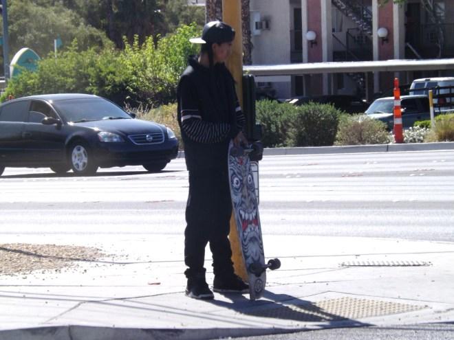 skateboard guy