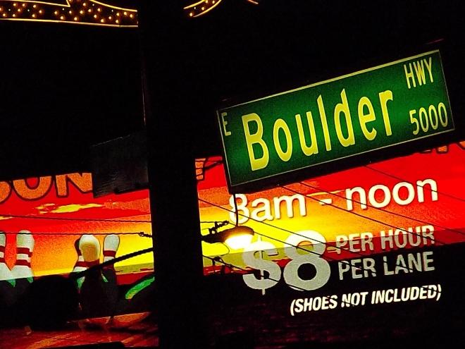great Boulder shot