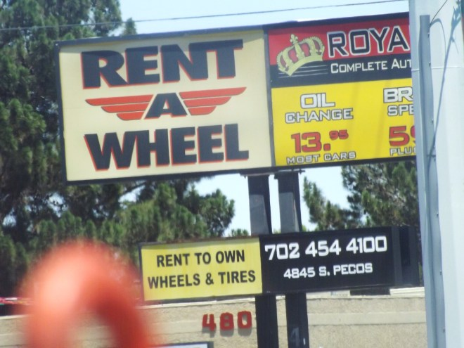rent to own wheels and tires