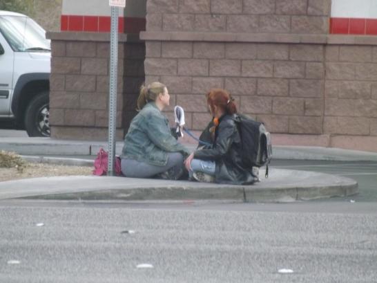 street-meeting