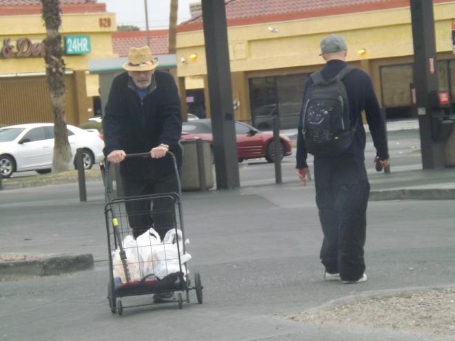 street-walking