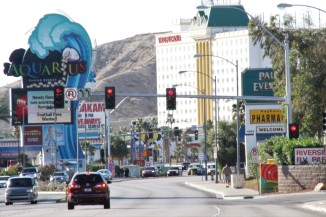 Laughlin is a lot like I picture Vegas was 50 or 60 years ago -- Royal Hopper