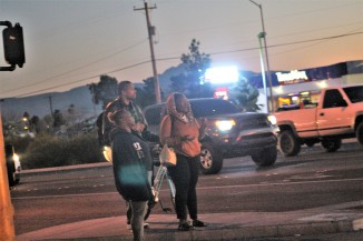 Crosswalks are a place for families to hang out 90 seconds at a time - Royal Hopper