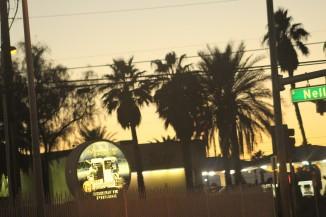 sports sunset